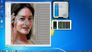 Photo mosaic software Mazaika